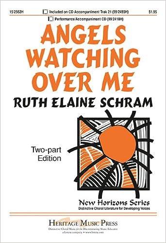Angels Watching Over Me Ruth Elaine Schram 9781429106610 Amazon