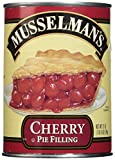 Musselman's Cherry Pie Filling,net wt 21 OZ(Pack of 2)