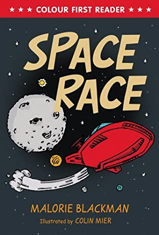 book cover of Space Race