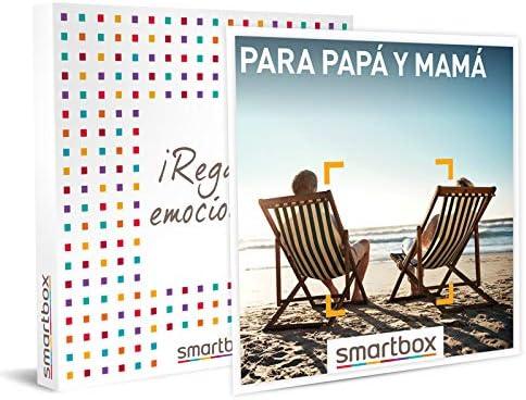 Smartbox Para papá y mamá Caja Regalo, Adultos Unisex, estándar: Amazon.es: Deportes y aire libre