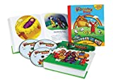 Beginner's Bible Collector's Edition: Timeless Children's Stories; With Audio CDs and DVDs (The Beginner's Bible)