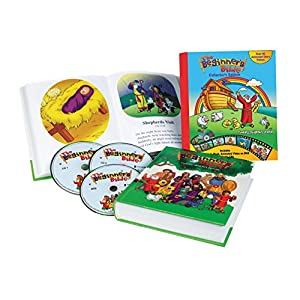 Beginner's Bible Collector's Edition: Timeless Children's Stories (The Beginner's Bible)