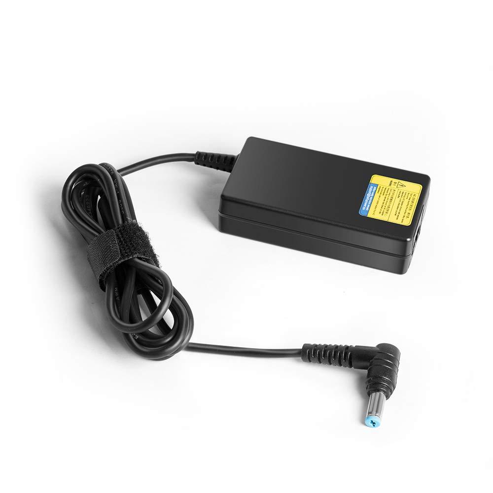 KFD 45W 19V Caricatore Alimentatore per Acer PA-1450-26 Acer Aspire R 13 14 15 R5-471T R5-571T R7-371T R7-372T S5-371 S7-392 S7-393 V13 V3-331 V3-371 V3-372T Acer Chromebook 11 C730 C720 C730E C731