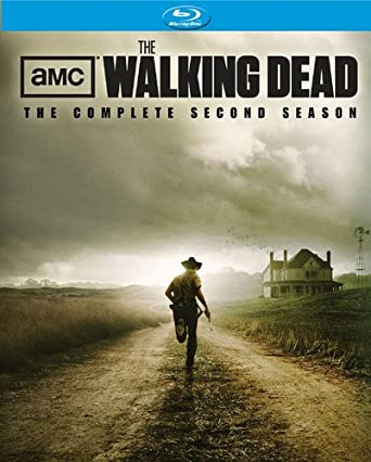Amazoncom The Walking Dead The Complete Second Season