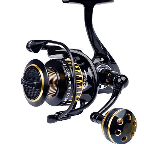 Proberos Proberos Fishing Reel 11+1 BB Ball Bearings Type Alloy Line Cup Wheel for Saltwater Fishing 5.0:1 Spinning Reel price tips cheap