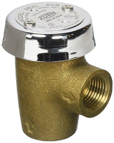 Wilkins 12-35XL Fnpt X Fnpt Atmospheric Vacuum Breaker, 1/2