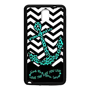 Infinity Chevron Anchor TPU (Laser Technology) cases for the Samsung Galaxy Note 3 III