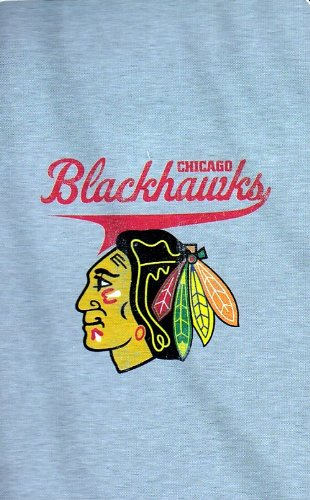 The Northwest Company Chicago Blackhawks Sweatshirt Throw Blanket -