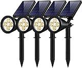 InnoGear Solar Lights Outdoor, Upgraded