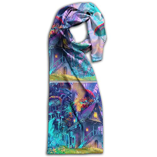 Psychedelic Trippy Scarf...