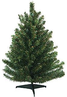 Amazon.com: Vickerman Unlit Vienna Twig Artificial Christmas Tree ...