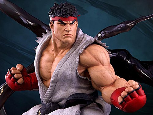 Street Fighter Ryu V-Trigger 1/6 Scale Statue (제조원:PopCultureShock) [병행수입품]