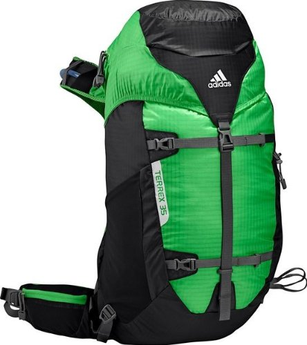 Adidas Terrex 35 Backpack Bag - One - Green  Amazon.co.uk  Sports   Outdoors 6642687a76eb5