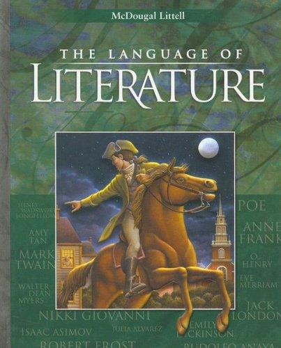 Language of Literature, Level 8 ...