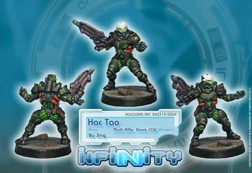 Infinity - Yu Jing: Hac Tao (Multi Rifle, Light Shotgun, Shock CCW)
