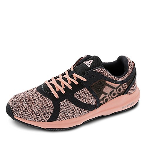Adidas Donne Treno Pazzo Cf W Scarpe Da Ginnastica Grigi (griosc / Corneb / Azuene)