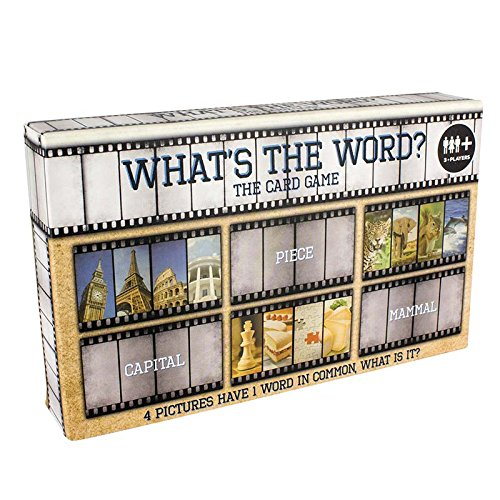 Whats the Word – Card Game