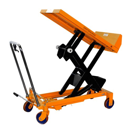 Hydraulic Dolly Lift : Bolton tools new hydraulic foot operated scissor lift
