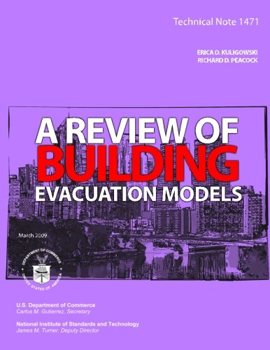 Read Online Technical Note 1471: A Review of Building Evacuation Models ebook