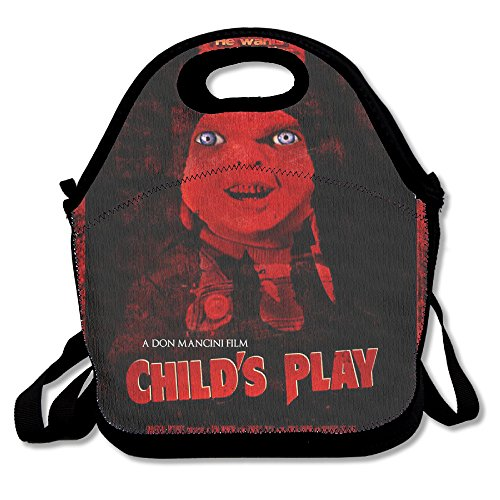 Child's Play Poster Personality Lunch Bag One (Candy Rapper Costume)