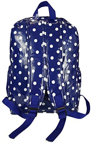 le GFM salle etc l'école à 0 cirée l'université sport de Polka finition Blue 934polkaghnl Style dos la Fastglas sport sac pour Grand 6S4rx6Fwq