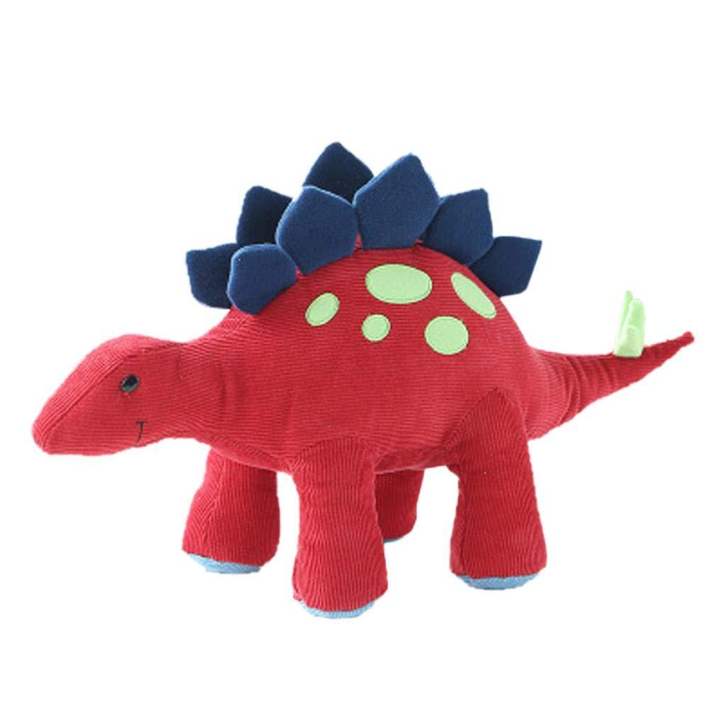 Dinosaur Doll Toy- Boys' Love- Safe Toys,high Quality- Stegosaurus - Dinosaur Doll Toy- Boys' Love- Safe Toys,high Quality- Stegosaurus