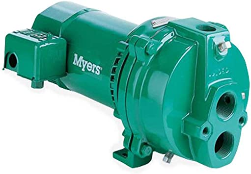 Fe Myers Hj100d Deep Well Jet Pumps 1 Hp Cast Iron Amazon Com