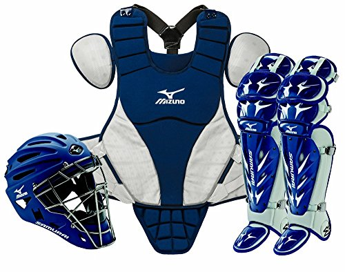 Mizuno Samurai G4 Pro Youth Baseball Catchers Set (Mizuno Set Catcher)