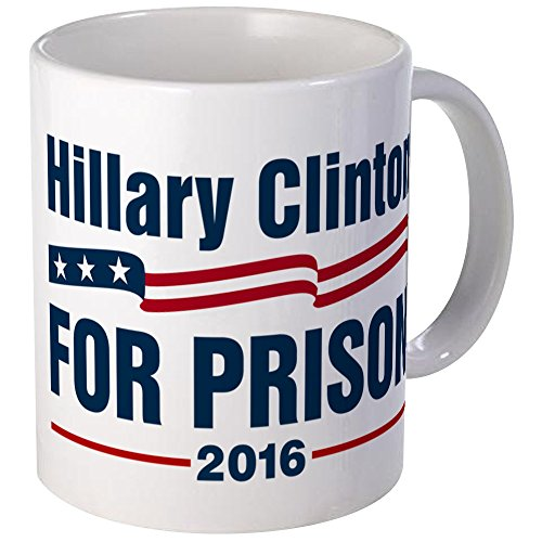CafePress Hillary Clinton Prison Unique