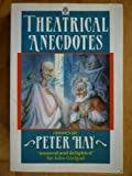 Theatrical Anecdotes, Peter Hay, 0195060784