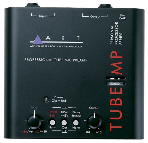 ART TubeMP Tube Microphone Preamp