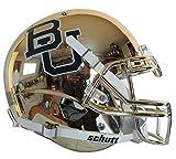 NCAA Baylor Bears Chrome Authentic Helmet, One Size, White
