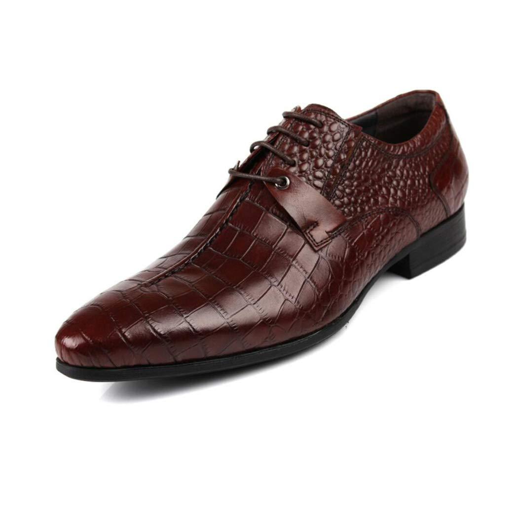 Zxcer Männer Kleid Schuhe Lace Up schuhe de Hombre Komfortable Klassische Moderne Formale Business Oxford Schuhe für Männer