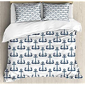51qFE0pXv7L._SS300_ Nautical Bedding Sets & Nautical Bedspreads