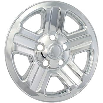 GMC Bully Imposter IMP-50X 16 Chrome Replica Wheel Cover, Set of 4