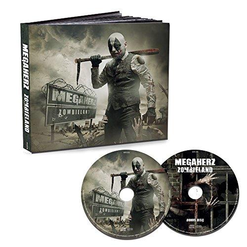 Megaherz: Zombieland (Limited Edition Mediabook) (Audio CD)