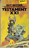 Testament XXI, Penguin Books Staff, 0879970642