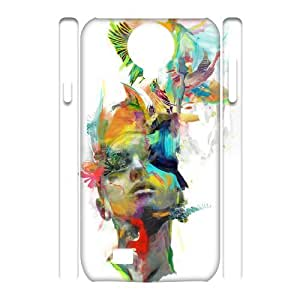Personalized New Print Case for SamSung Galaxy S4 I9500 3D, Dream Theory Phone Case - HL-R653033 wangjiang maoyi