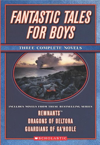 Download Fantastic Tales for Boys: Three Complete Novels (Apple (Scholastic)) pdf epub