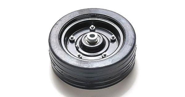 Amazon.com: Caroni acabado Mower rueda Código 59008700 ...