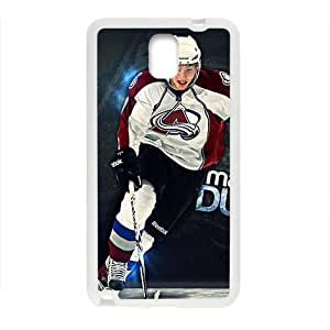 Malcolm COLORADO AVALANCHE NFL Hockey Phone Case for Samsung Galaxy Note3