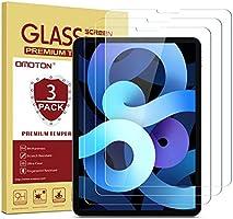 OMOTON [3 Stück Panzerglas für iPad Pro 11 Zoll, hüllefreundlich Glas Schutzfolie kompatibel mit iPad Pro 11(2020&2018)-...