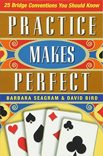 25 Bridge Conventions You Should Know: Practice Makes Perfect
