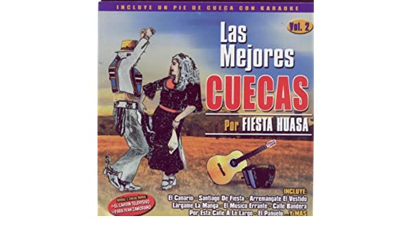 Karaoke:El Canario / Soy Del Puerto / Santiago de Fiesta by Fiesta Huasa on Amazon Music - Amazon.com
