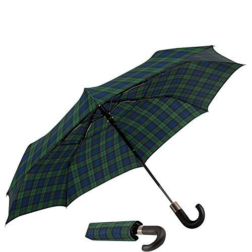 shedrain-auto-open-close-vented-compact-umbrella-blackwatch