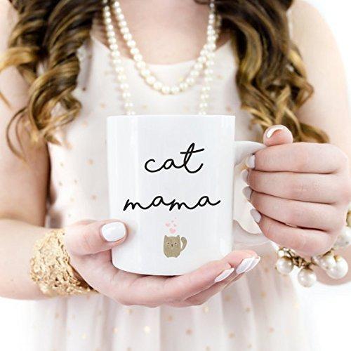 Cat Mama Mug, Cat Lover, Gift for Her, Cat Unicorn Mug, Funny Mug, Cute Mug, Cat Mug, Cat Coffee Cup, Unique Coffee Mug, 11oz 15oz, Cute Gift
