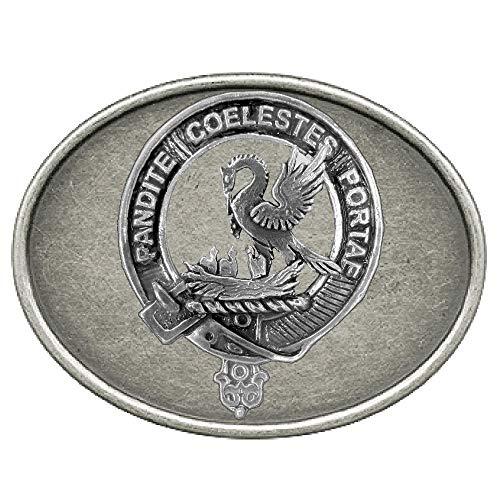 Gibson Scottish Clan Crest Regular Buckle ()