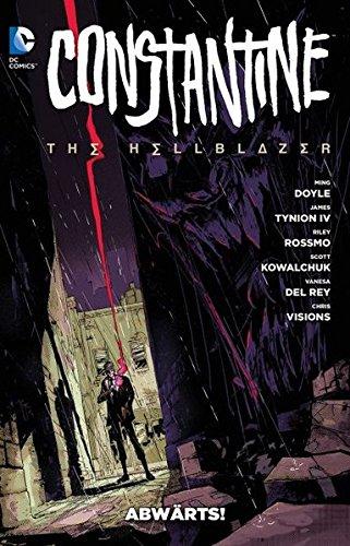 Constantine: The Hellblazer: Bd. 1: Abwärts
