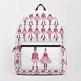 Society6 Backpack, Nutcracker Ballet by notsniw, Standard Size