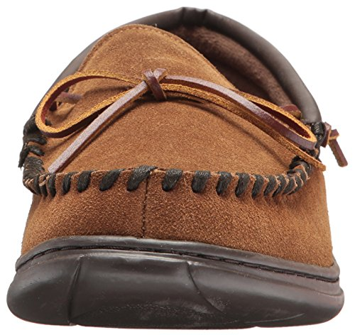 L.B. Evans Men's Atlin Terry Slipper Chestnut free shipping cost cheap in China sale 2015 new aKffXK
